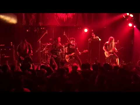 "HateSphere �ing The Demons"" live in Tokyo 25/Feb/2018"
