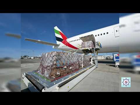 SUPREME CARGO  - Air and Sea Cargo-Door to Door -All Over In