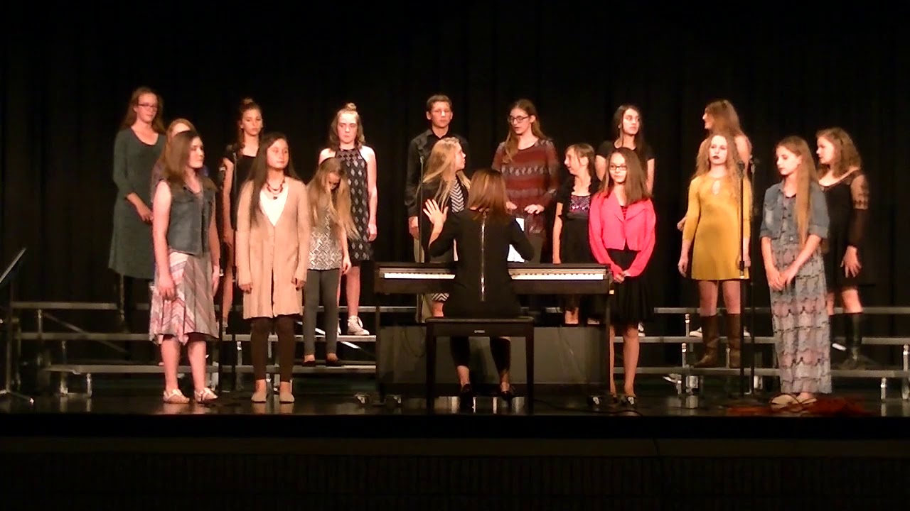 AvaChoirConcert-7th/u00268thGrade-October19,2017