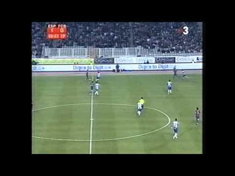 RCD ESPANYOL - FC BARCELONA 2006/07