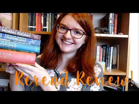 Mortal Engines Series Reread Review