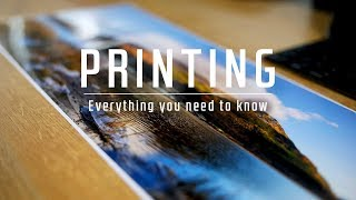 Start PRINTING your photos today | ESSENTIAL Tips and Tricks