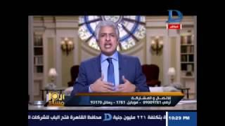 العاشرة مساء مع وائل الإبراشى والحوار الكامل للفنانة ليلى غفران 23-11-2016