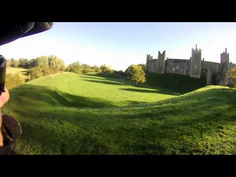 Framlingham castle talk through