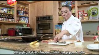 Myung Lee's Cooking Show With Sempio - Ep 05 / Hard-boiled Abalone/ Rice With Bamboo Shoot