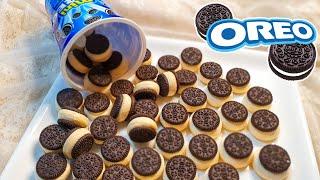 (ENG) 오레오 머랭 쿠키 만들기 | 프렌치 머랭 쿠…