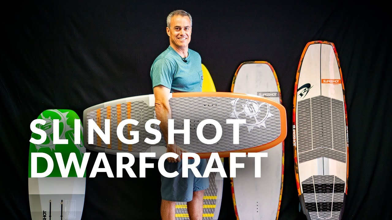 2019 Slingshot Dwarfcraft Foilboard Review