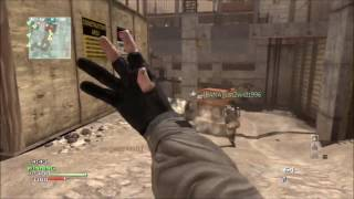[PS3] COD MW3 Multiplayer Gameplay UMP45 playing 23 kills 10deaths