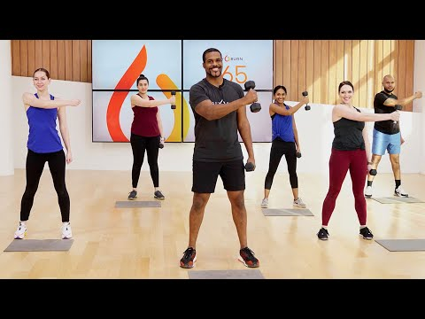 Free 30-Minute Workout: Daily Burn 365 with Dane