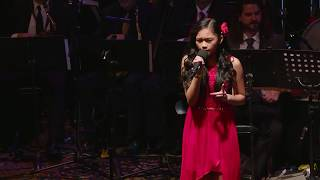 Nayah Someday at Christmas Narada 21st Holiday Jam 2017