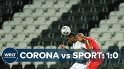 CORONAVIRUS im SPORT: Folgen für Fußball, Handball, Eishockey & Olympia