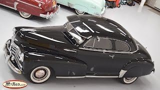 1948 Chevy Fleetmaster Coupe  Resto-mod - MyRod.com