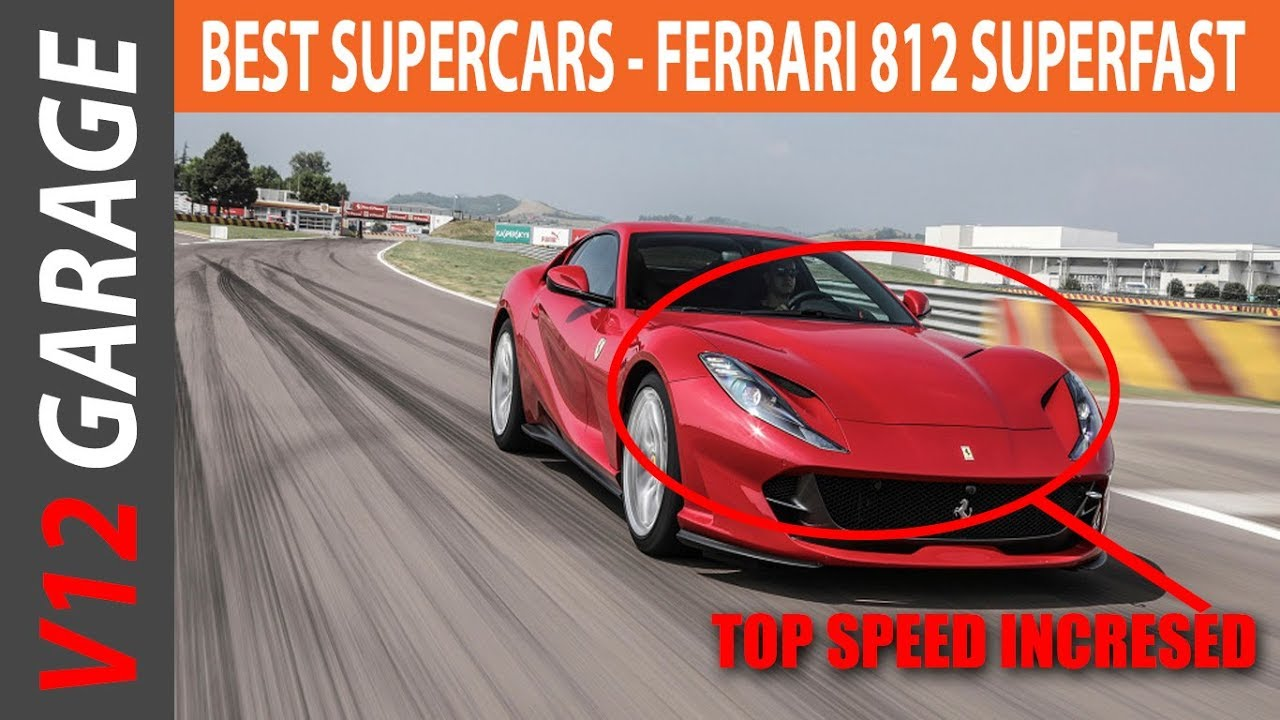 2018 ferrari 812 superfast price. contemporary 812 2018 ferrari 812 superfast review price and horsepower throughout ferrari superfast price