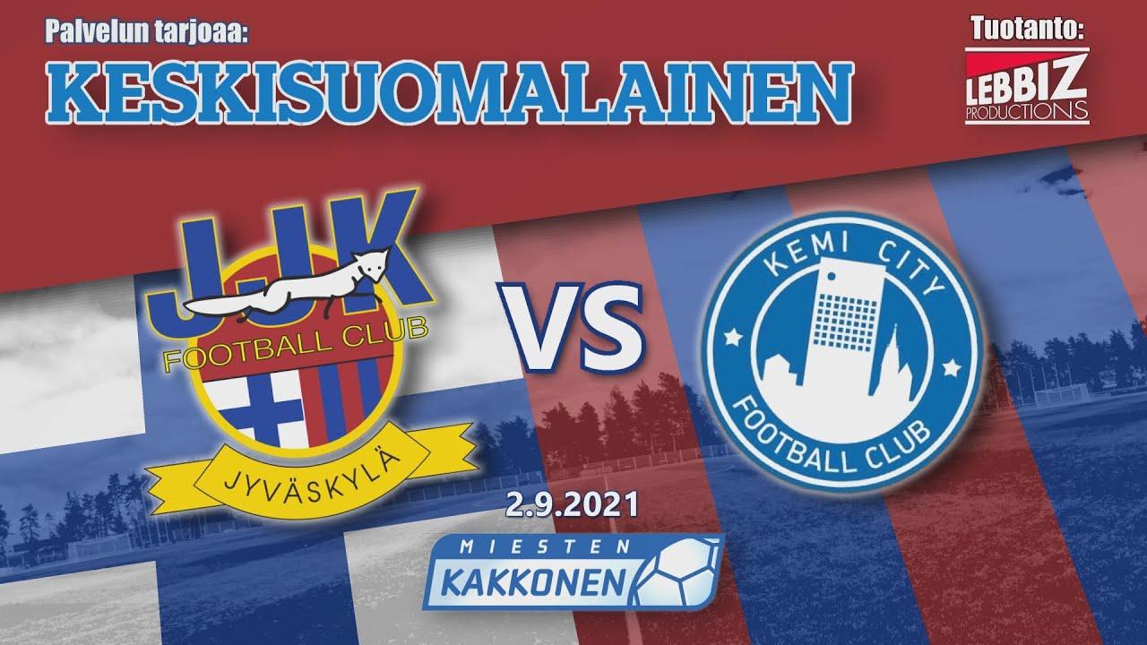 Download JJK - Kemi City FC 2.9.2021 klo 18.30 Miesten Kakkonen