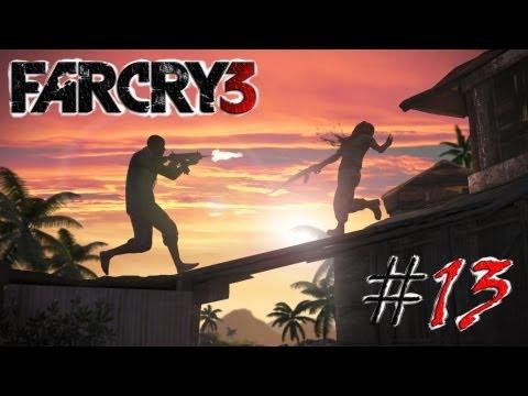 Смотреть прохождение игры Far Cry 3. Серия 13 Человек по имени Хойт.