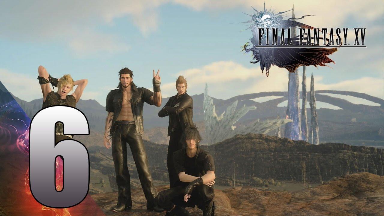 final fantasy xv 100 guide