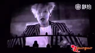 Fancam   151024 EXO   VCR+EXODUS full @ ACC Kpop Group Concert in Shanghai 2015