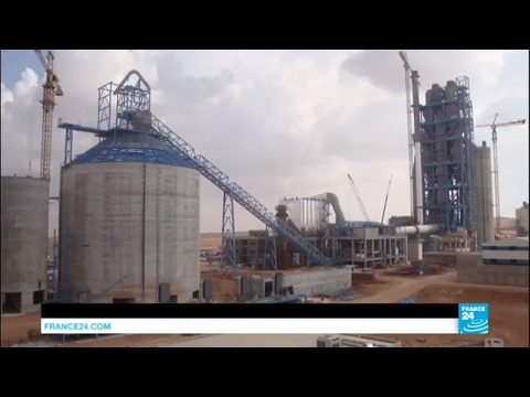 EXCLUSIVE - World's biggest cement producer Lafarge recognizes financing Islamic state group