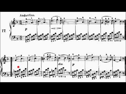 HKSMF 70th Piano 2018 Class 101 Grade 1 Gurlitt Cradle Song Op.117 No.17 Sheet Music 校際音樂節