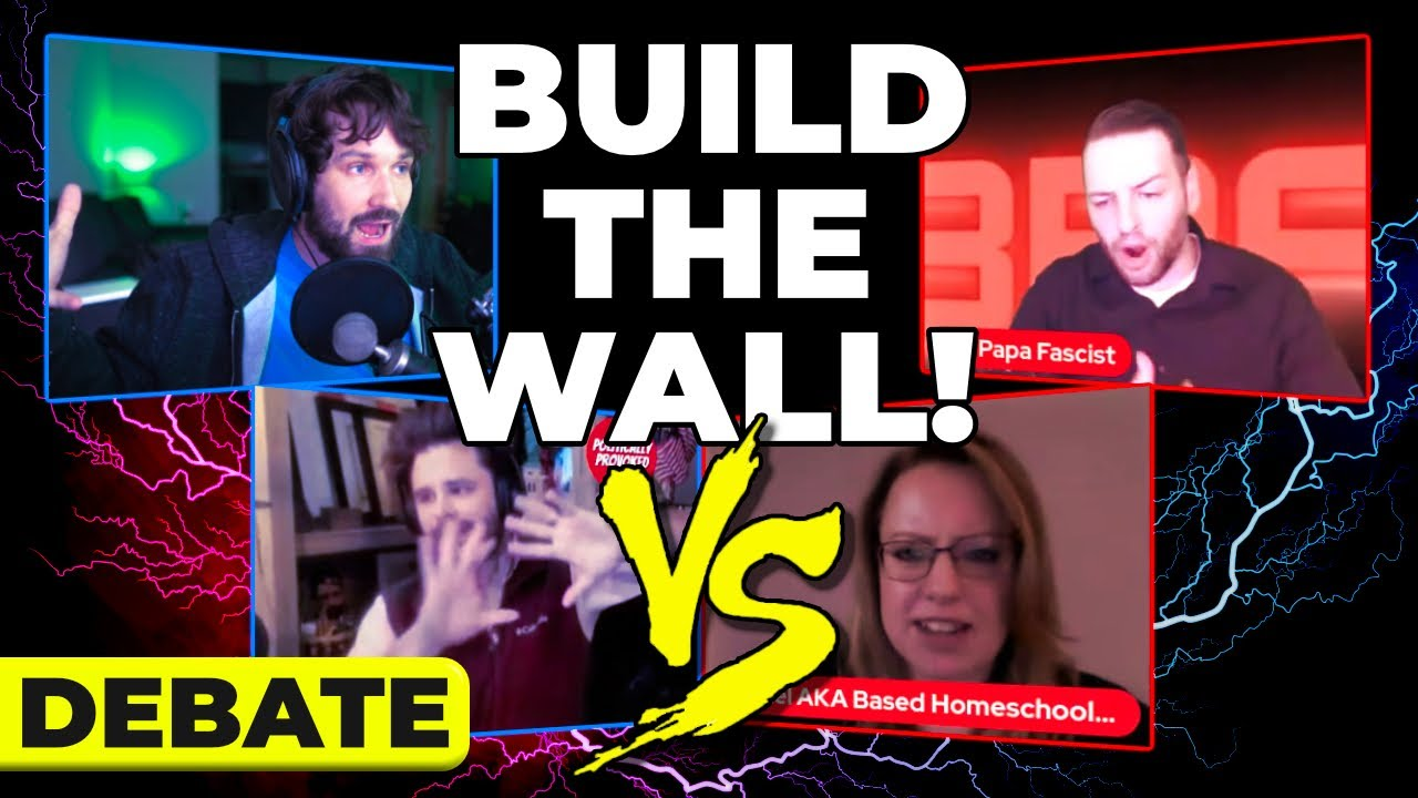 Debating A Christian Conservative And His Homeschooled Wife