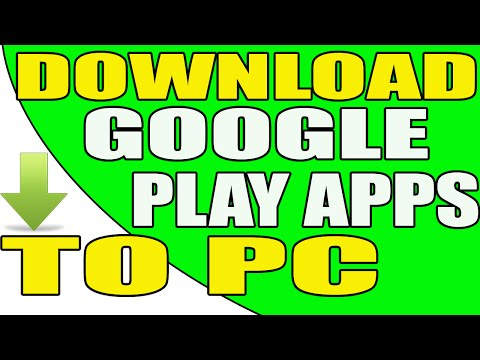 play store app for pc windows