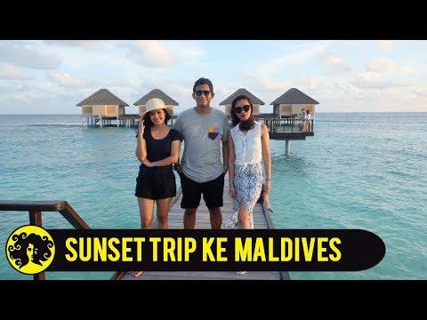 SUNSET TRIP KE MALDIVES - ILHAM'S VLOG