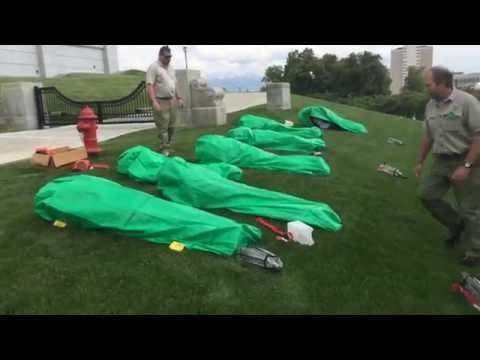 Utah DEM Fire Shelter Training