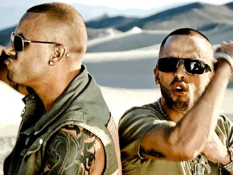Wisin & Yandel ft. Akon - Ella Me Llama (Official Remix) HQ
