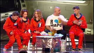 Украинец на космическом корабле – Дизель Шоу | ЮМОР ICTV