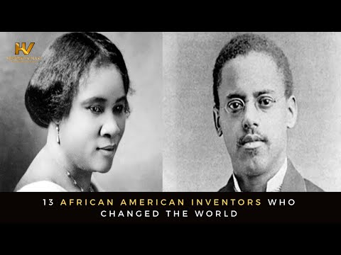 13 African American Inventors Who Changed The World
