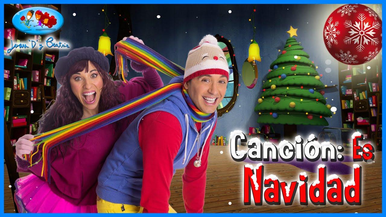Canciones de navidad para ninos cantajuegos
