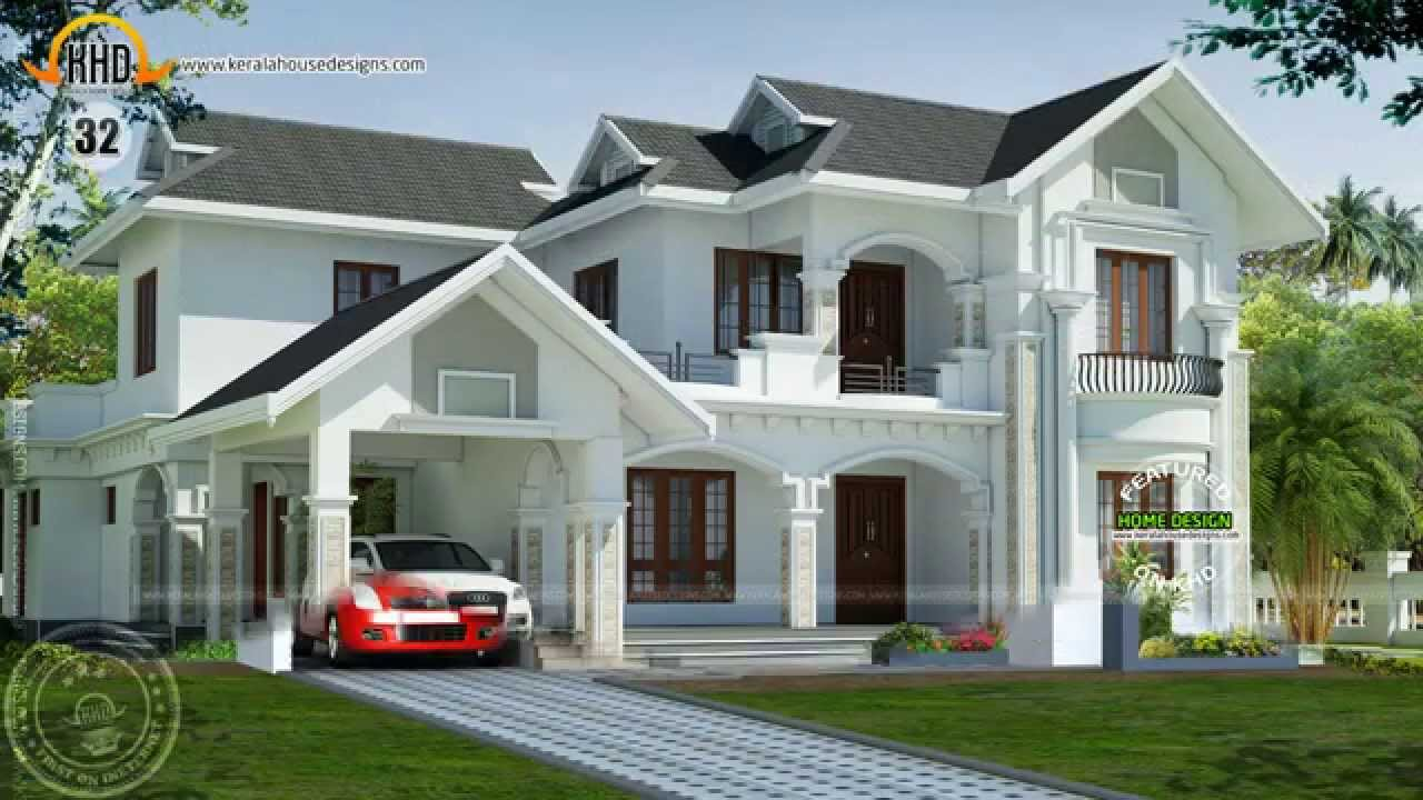 New house plans for february 2015 youtube for Latest house designs