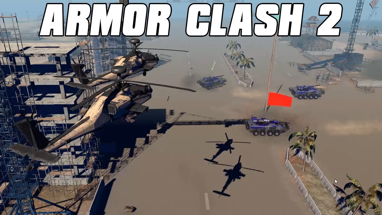 Armor Clash 2 – Black Hawk Down