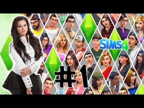 Sims 4-Cas Demo-Creando A Isabella Castillo-Parte 1