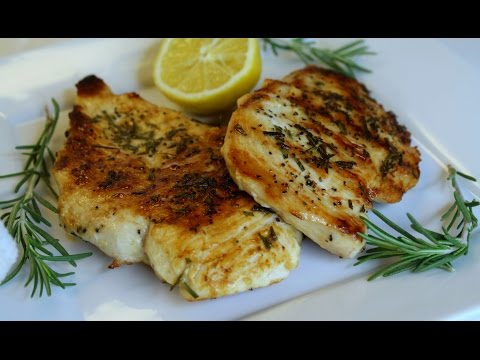 STAY FIT SUNDAY | SIMPLE ROSEMARY CHICKEN