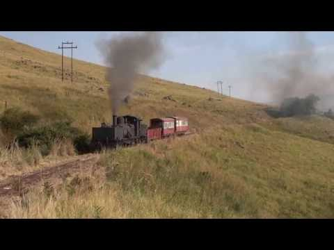 Steam of Patons Country Narrow Gauge Railway  South Africa(May.2013) 1南ア パットンズ狭軌鉄道の蒸気機関車(2013年5月) 4