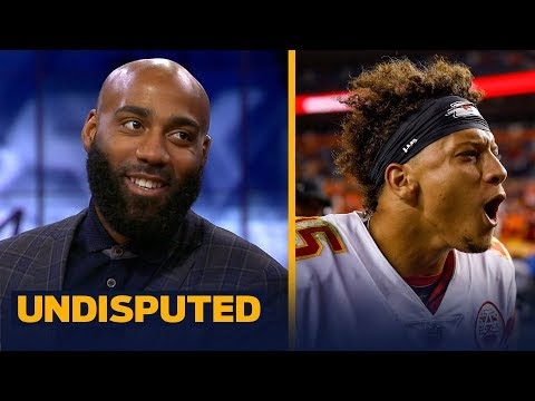 DeAngelo Hall Talks Mahomes' Comeback Win Over Broncos, Andy Reid's Value | NFL | UNDISPUTED
