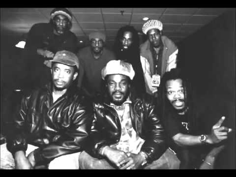 The Wailers Band - My Friend (Extended Toast Rap) feat. Myka Nyne