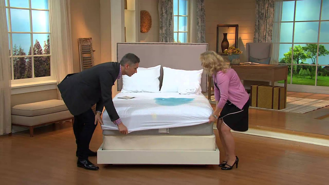 Protect A Bed Ck Waterproof Cotton Terry Mattress Protector With Alberti Popaj You