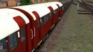 London Transport Rail Simulator
