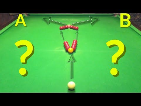 Pick A Pink Pocket  Snooker Knowledge Test