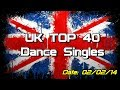 Download UK Top 40 - Dance Singles (02/02/2014) MP3 song and Music Video