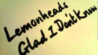 Lemonheads   Glad I Don