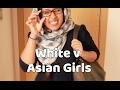 Growing Up: White Girls v Asian Girls || Shaaba.