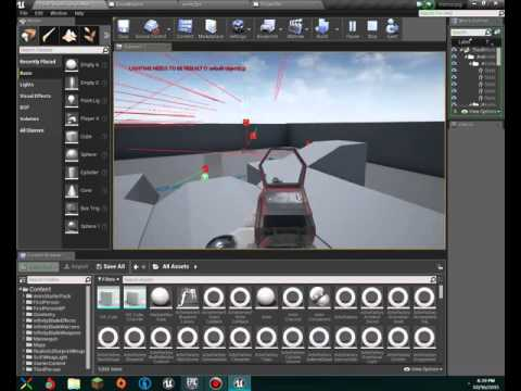 how to create a game with unreal engine 4