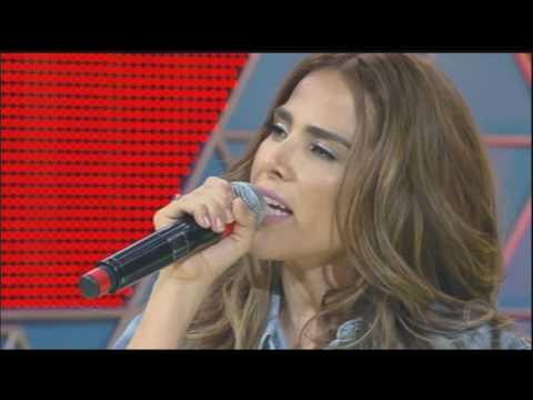 Lacrou! Wanessa Camargo canta hit Anestesia e fala sobre seu novo clipe