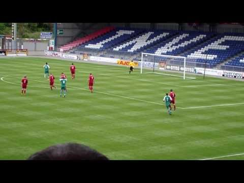 Highland Amateur Cup Final 2013 Highlights - Wick Groats 1 v Kirkwall Thorfinn 0