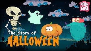 HALLOWEEN | The Dr. Binocs Show | Halloween Stories For Children | Best Learning Video for Kids