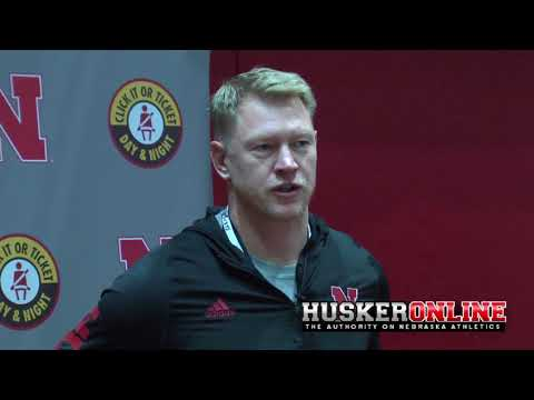 HOL HD: Scott Frost recaps Spring Practice number one