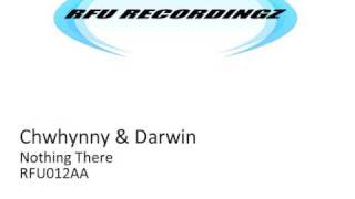 Chwhynny & Darwin - Nothing There
